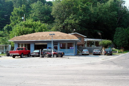 Saban Gas Station West Virginia