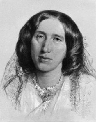 George Eliot picture