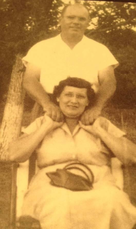 Grandparents Taylor