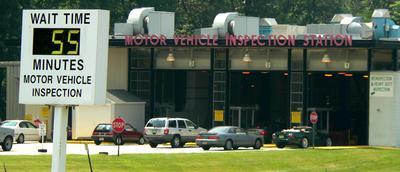 NJ DMV Inspection Station