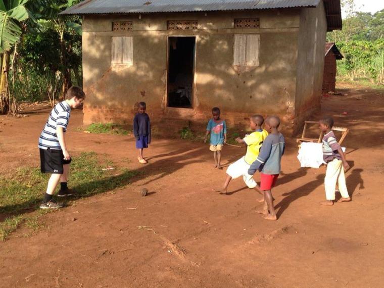 Tyler Davis Uganda