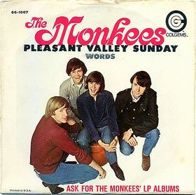 Monkees Pleasant Valley Sunday