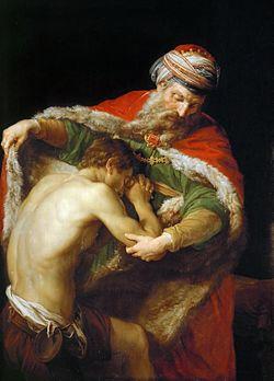 prodigal son Betoni
