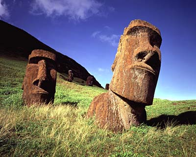 smile easter island