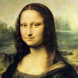 smile mona lisa