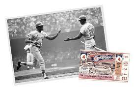 Bob Gibson 1967 Home Run