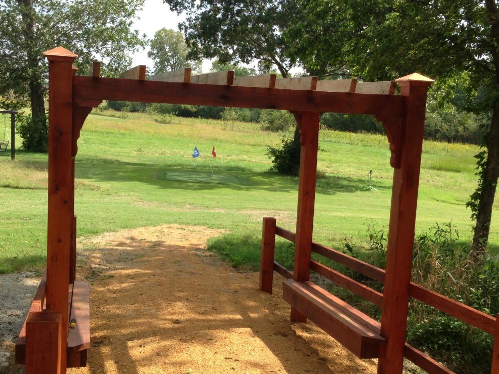 Golf 10 Bridge