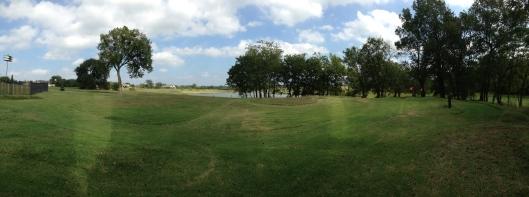 Golf Panorama Brae Burn
