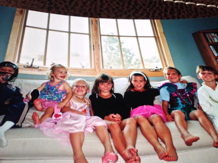 Family Dress Up Sofa