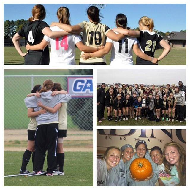 Harding U Womens Seniors Collage