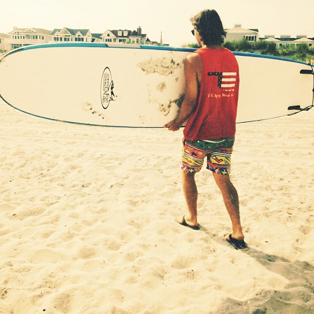 Brandon Surfer Ocean City