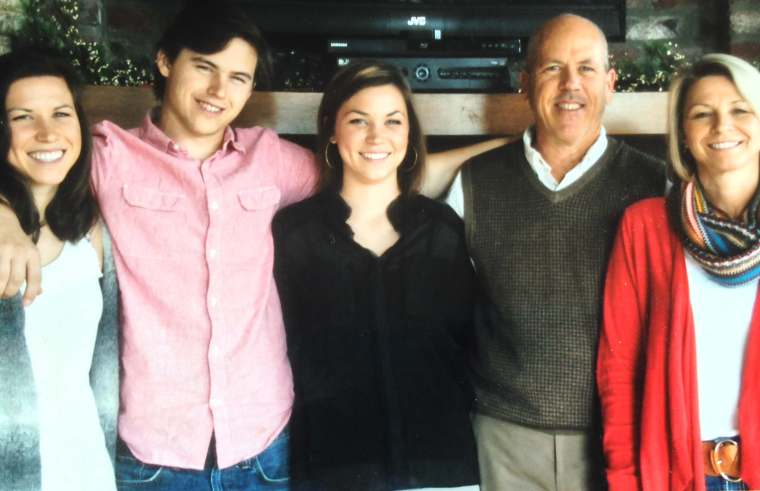 Brent Taylor Family 2013
