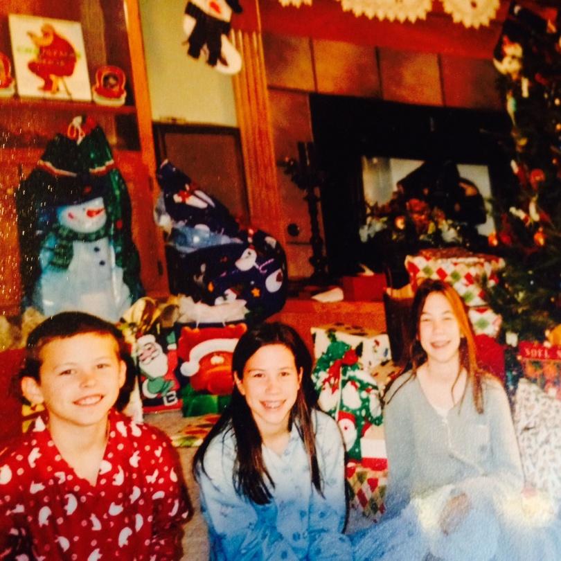 Family Christmas Lauren Jenna Brandon