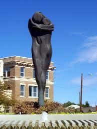 Family Community Center Statue2