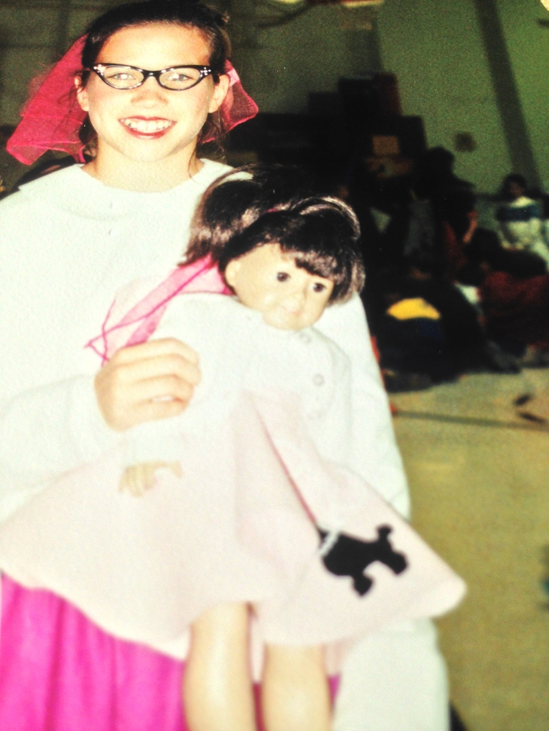 Family Jenna American Girl Doll