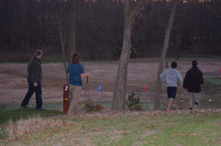 thanksgiving 2013 four guys golf