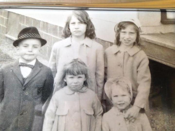 Mason Kids Sixties