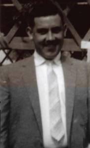 Terrel Taylor Coat Tie 50's