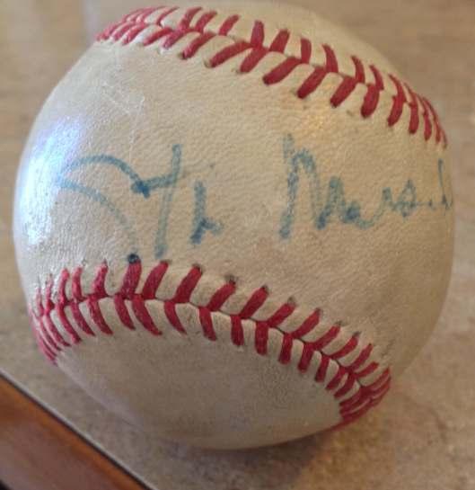 Baseball Stan the Man Musial