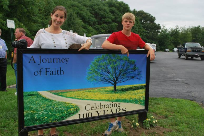 Tabernacle Journey Pic with Stephanie