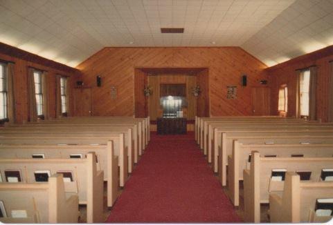 Tabernacle Old Auditorium
