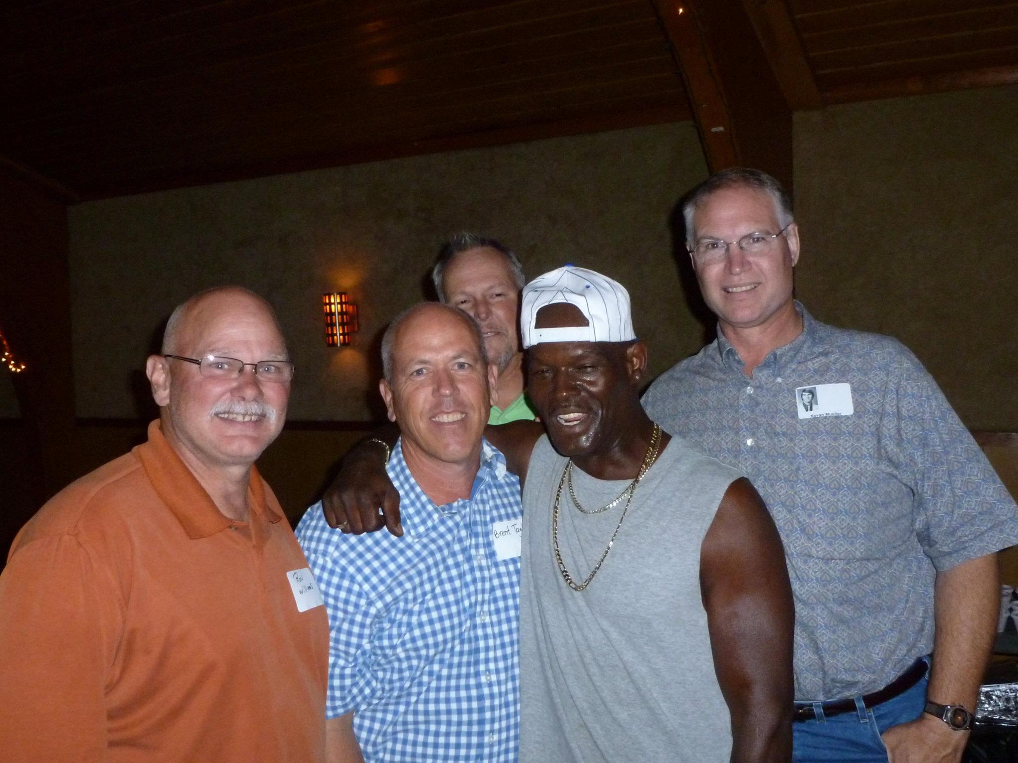 Walter Reece 35th reunion