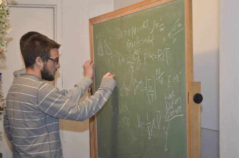 chalkboard de