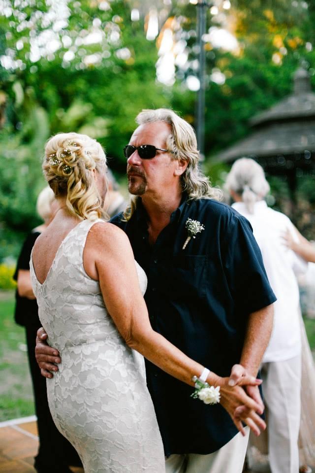 Tom Achey at Wedding