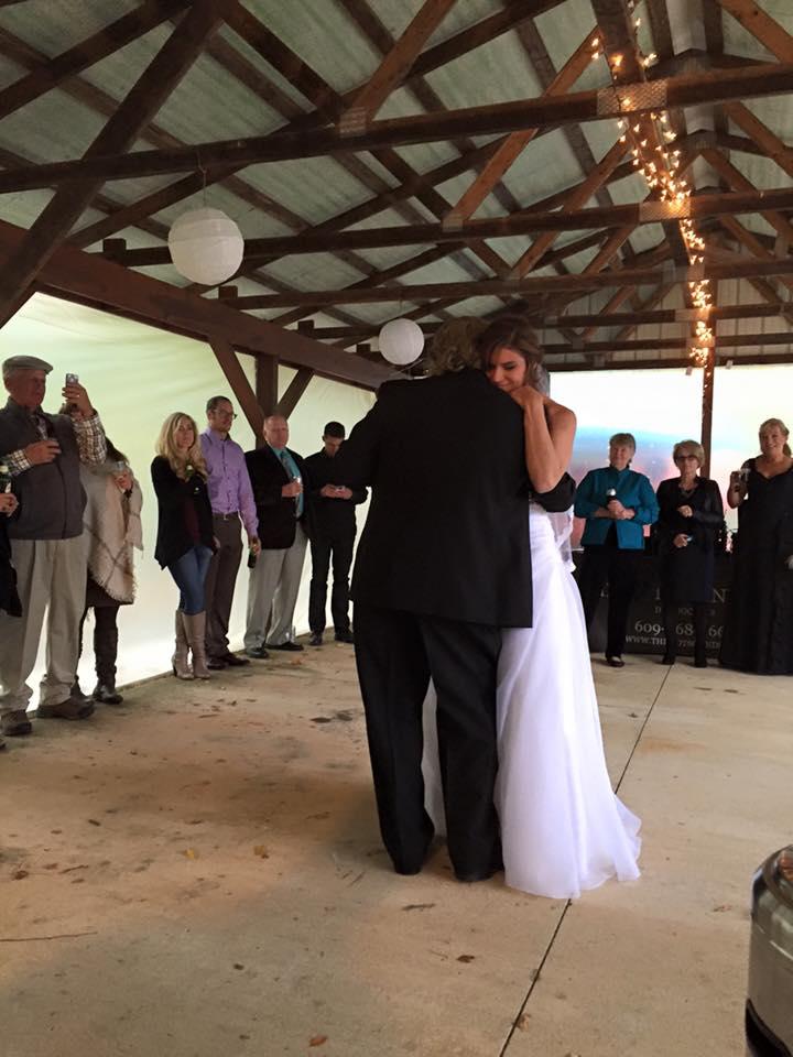 Tom Achey Wedding Dance Megan