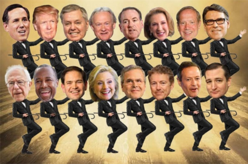 presidential candidates 2016