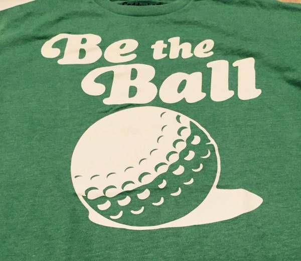 Be the ball Jenna