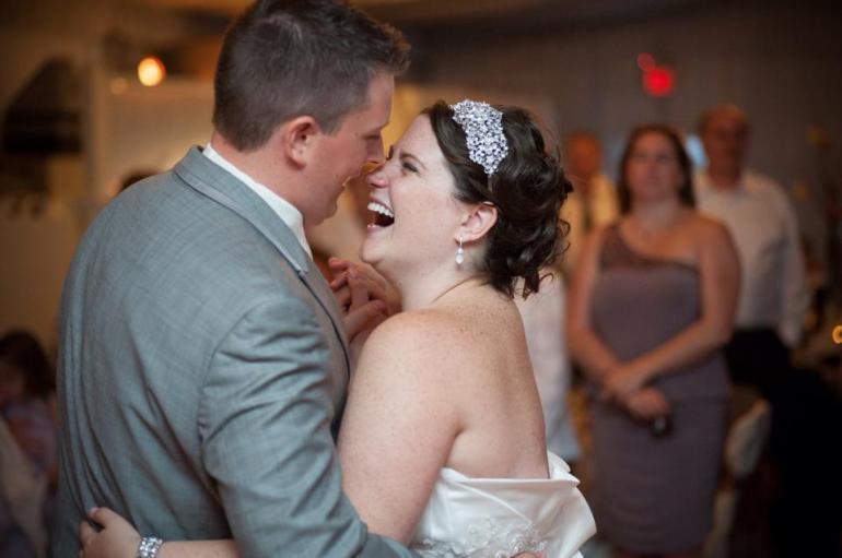 wedding Liz George