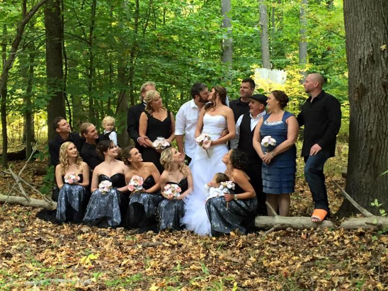 Wedding Megan Ray