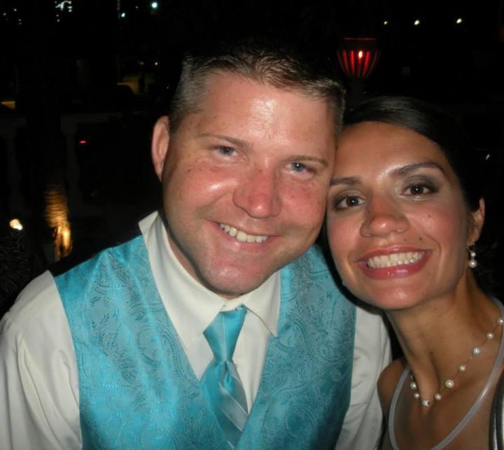 wedding Tom Cristine Mason