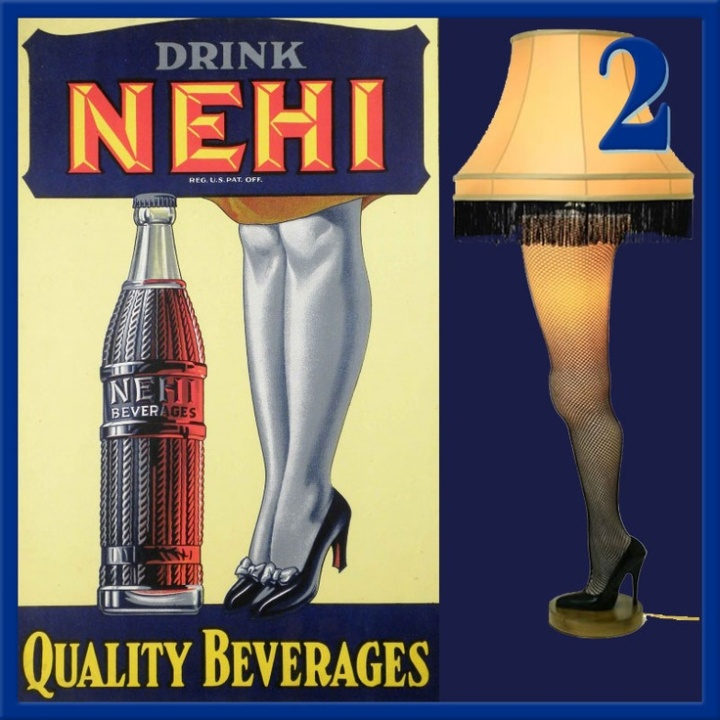 Nehi Leg Logo