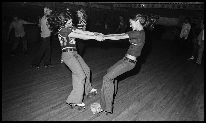 Sweetheart Roller Skating Rink - 1972-1973