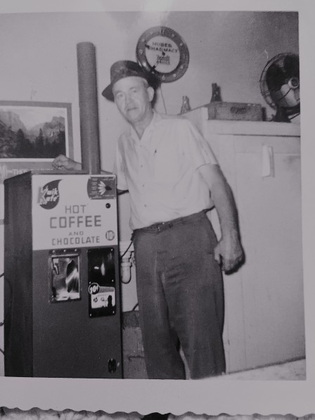 Jesse Coffee Machine