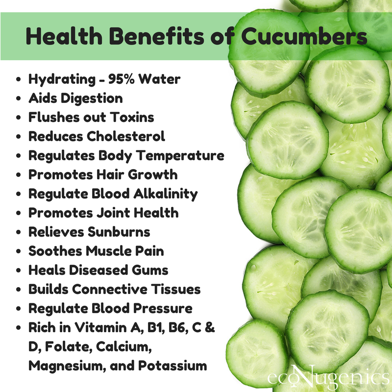 benefitsofcucumbers
