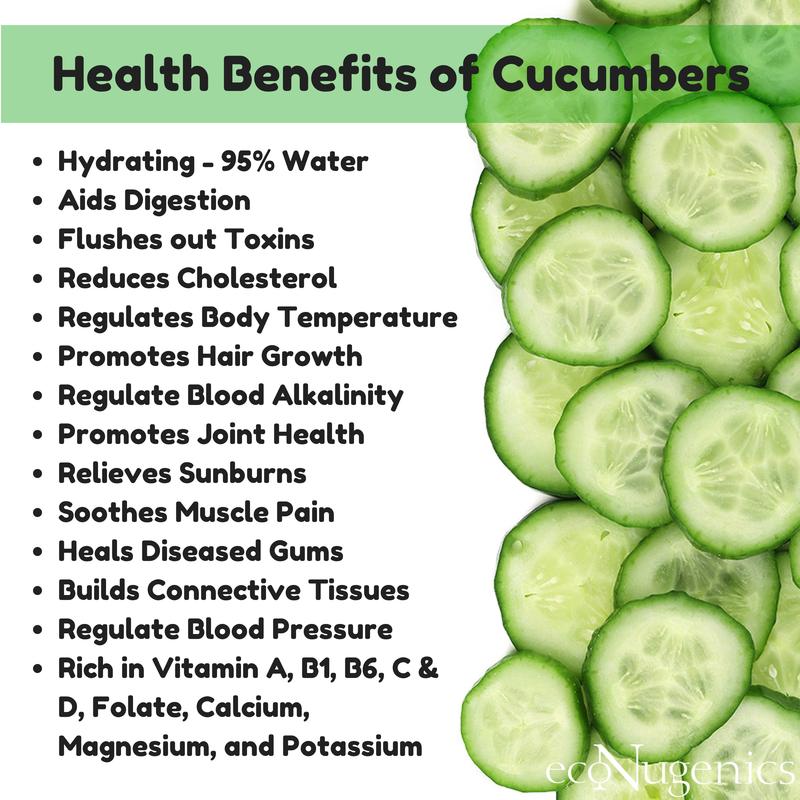 benefitsofcucumbers