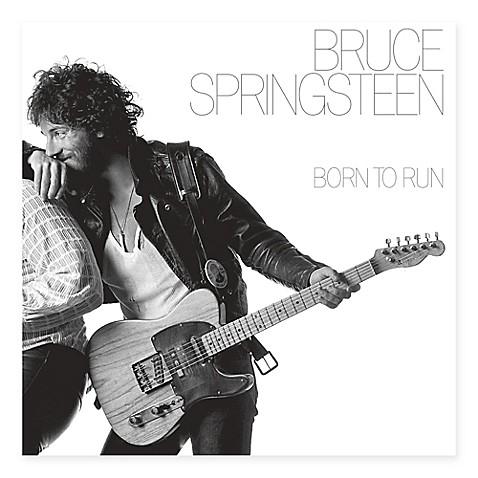 Born to Run Album Cover