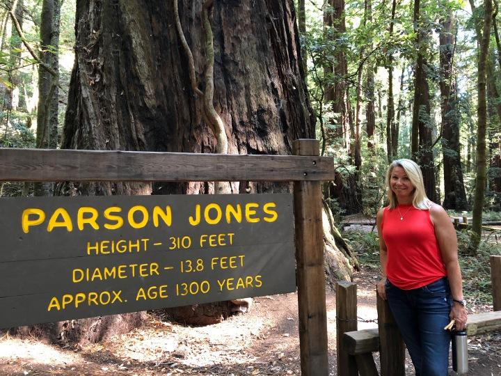 Redwood and Karen
